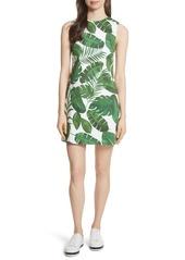 Alice  olivia alice  olivia coley print a line dress abv3a982e1f a
