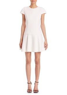 Alice + Olivia Darleen Drop-Waist Dress