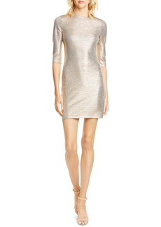 Alice + Olivia Delora Body-Con Dress