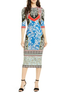 Alice + Olivia Delora Sheath Dress