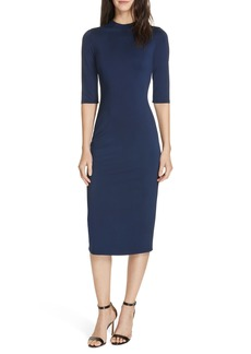 Alice + Olivia Delora Sheath Dress