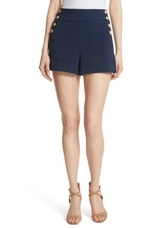 Alice + Olivia Donald High Waist Sailor Shorts