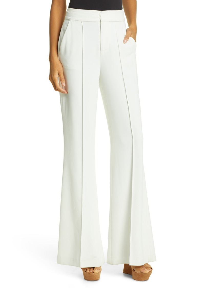 Alice + Olivia Dylan Bootcut Pants
