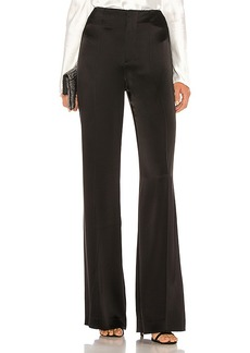 Alice + Olivia Dylan Clean High Waist Wide Leg Pant