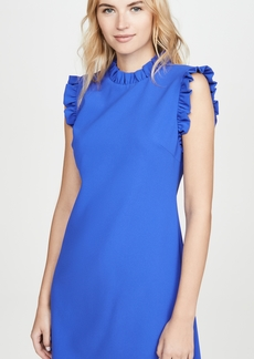 alice + olivia Elsa Ruffle Dress