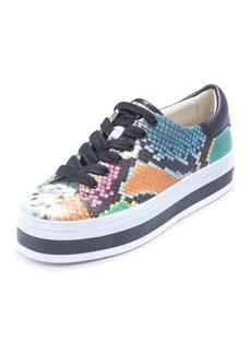Alice + Olivia Ezra Multi Platform Sneakers