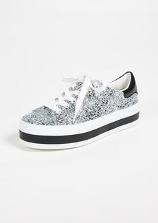 alice + olivia Ezra Platform Sneakers