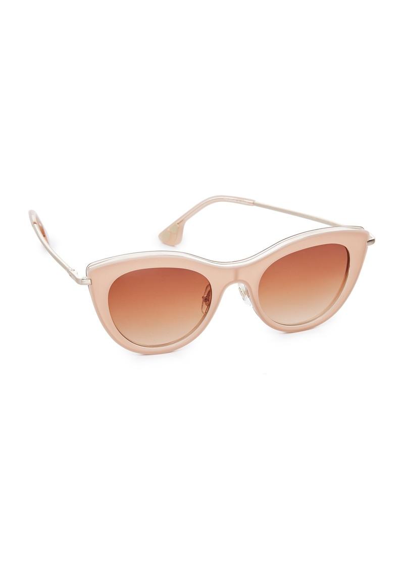 6ed9617dcf Alice + Olivia alice + olivia Gansevoort Sunglasses