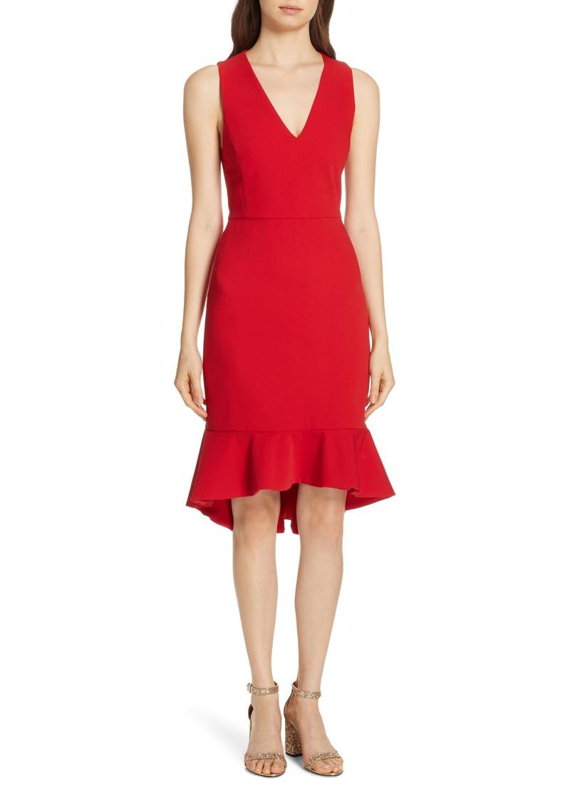 Alice + Olivia Glenna Fitted Dress