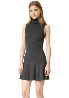 alice + olivia Greta Turtleneck Dress