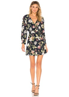 Alice + Olivia Hannah Wrap Dress