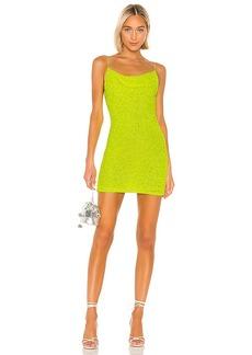 Alice + Olivia Harmie Sequin Mini Dress