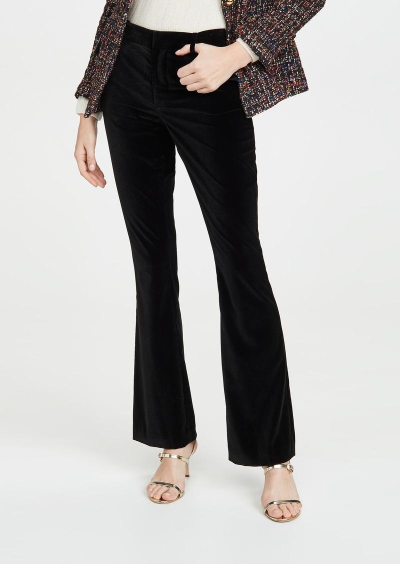 alice + olivia Hayley Bootcut Pants