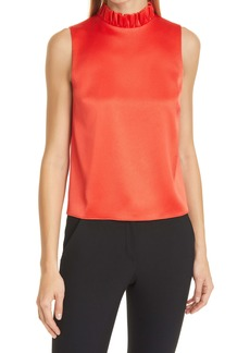 Alice + Olivia Henrietta Sleeveless Blouse
