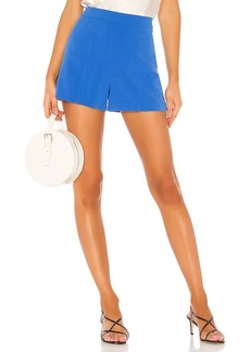 Alice + Olivia Hera High Waist Short