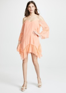 alice + olivia Ilaria Angel Dress