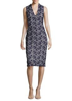 Alice + Olivia Jacki Knee-Length Dress