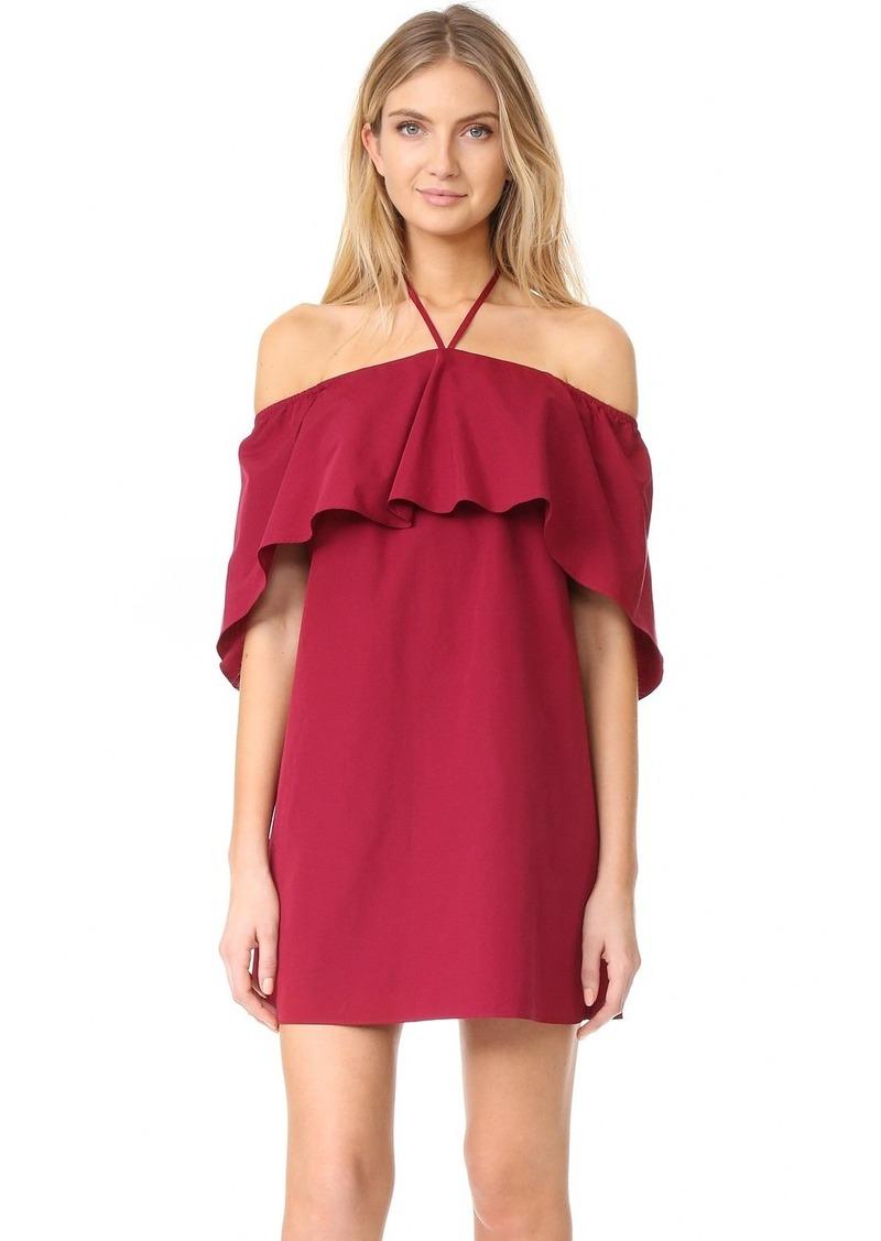 Alice Olivia Alice Olivia Jade Caped Dress Dresses
