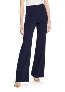 Alice + Olivia Jalisa High-Waist Fitted Pants