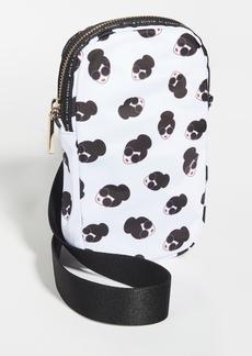 alice + olivia Jena Phone Crossbody Bag