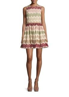 Alice + Olivia Joyce Sleeveless Dress