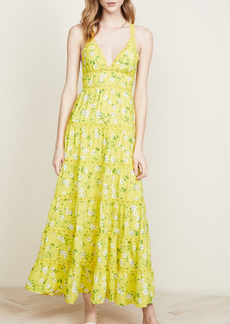 Alice + Olivia alice + olivia Karolina Maxi Dress | Dresses