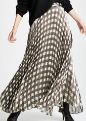 Alice  olivia alice  olivia katz pleated maxi skirt abv5a99f7fa a