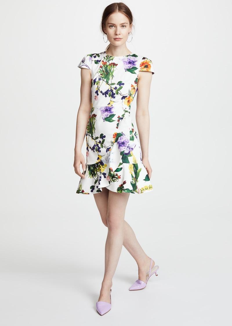 6a9353c4045b1 Alice + Olivia alice + olivia Kirby Ruffle Dress