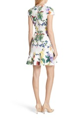 2c2ad03cf78dc Alice + Olivia Alice + Olivia Kirby Ruffled Floral Dress Now  224.98