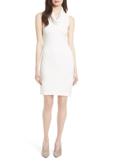 Alice + Olivia Knit Sheath Dress