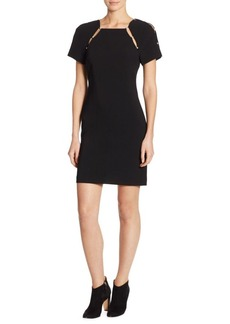 Alice + Olivia Kristiana Sheath Dress