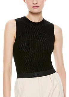 Alice + Olivia Laine Sweater Tank