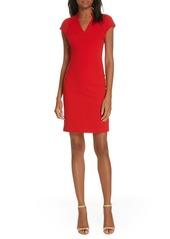 Alice + Olivia Latisha Fitted Dress