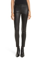Alice + Olivia Leather Leggings