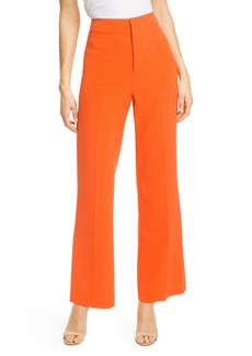 Alice + Olivia Lorinda Super High Waist Ankle Pants