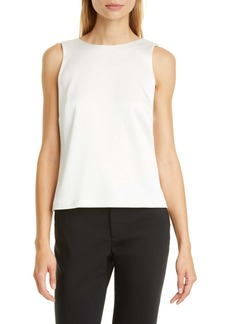 Alice + Olivia Mac Cowl Back Tank