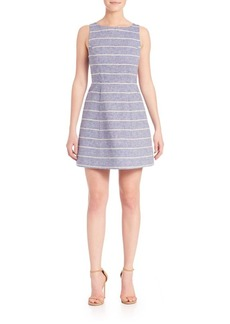 Alice + Olivia Madison Striped Dress