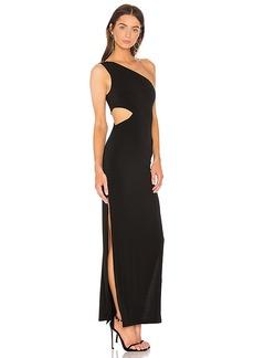 Alice + Olivia Malia Dress in Black. - size 0 (also in 2,4,6)