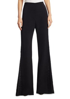 Alice + Olivia Mandy Flared Pants