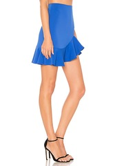 Alice + Olivia Marcella Ruffle Skirt