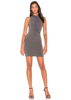 Alice + Olivia Mary Dress in Charcoal. - size 0 (also in 2,4,6)