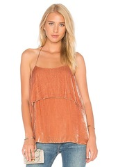 Alice + Olivia Marybeth Cami in Rose. - size M (also in XS,S,L)