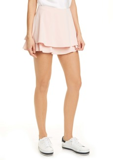 Alice + Olivia Mave Layered Skort