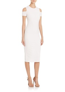 Alice + Olivia Meya Fitted Dress