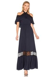 Alice + Olivia Mitsy Gown in Black. - size 0 (also in 2,4)