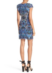 Alice + Olivia Nakia Lace Dress