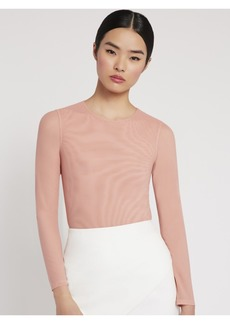 alice + olivia NARA FITTED BODYSUIT