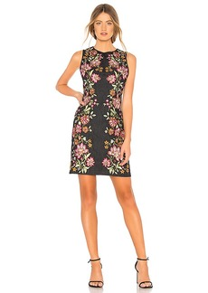 Alice + Olivia Nat Mini Dress