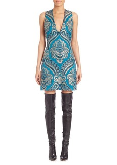 Alice + Olivia Natalee A-Line Dress