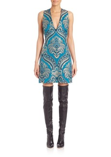 Alice + Olivia Natalee A-Line Dress